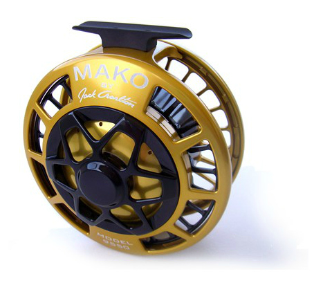 fly fishing reel: mako fly reels by jack charlton « saltwater jaws, Fishing Reels