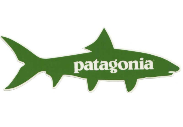Patagonia Bonefish Sticker