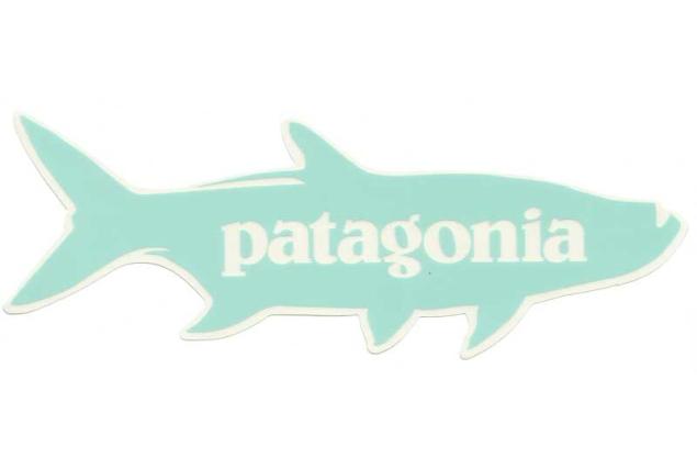 Patagonia Tarpon Sticker