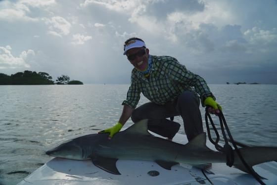 Martin Carranza shark