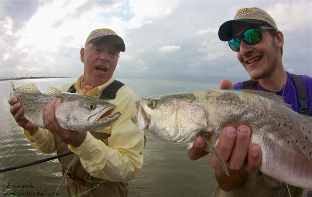 trout double