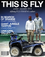 This Is Fly Magazine
